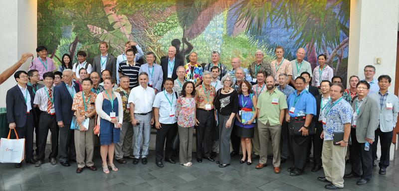 First OTEC Symposium Group Photo