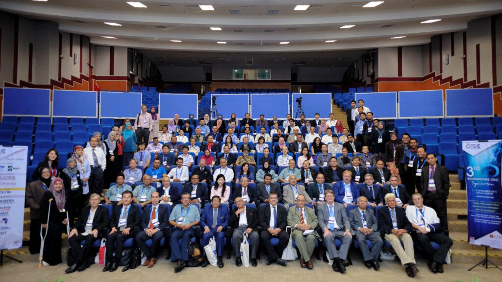 Group Photo of the 3rd International OTEC Symposium